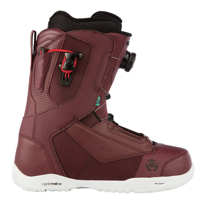 K2 - Ryker Snowboard Boots - Demo 2013