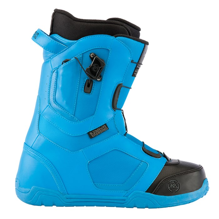 K2 - Data SPDL Snowboard Boots - Demo 2013