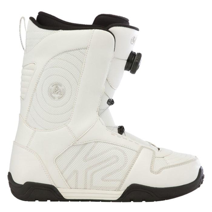 K2 - Outlier Boa Snowboard Boots - Demo 2013