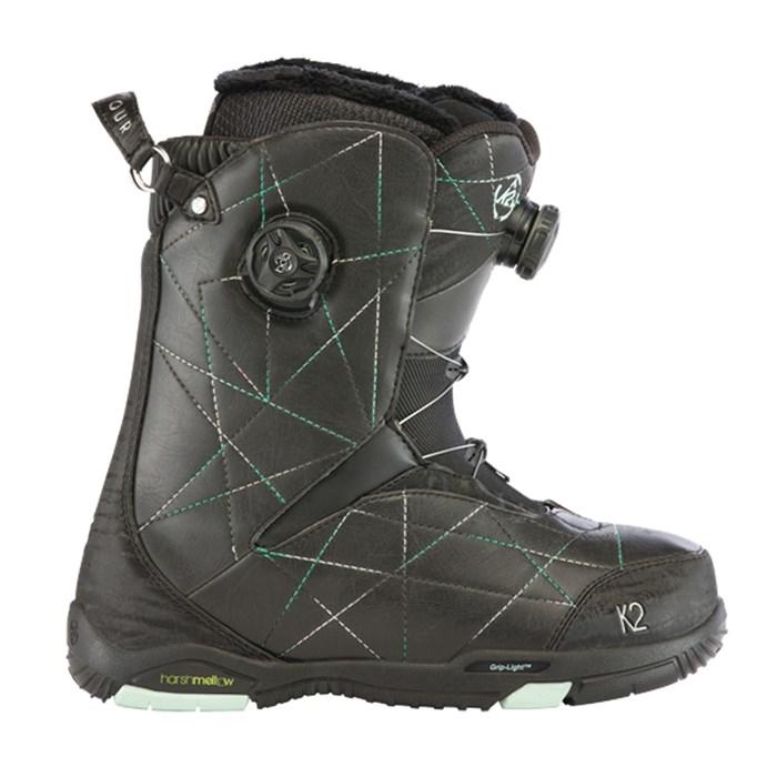 K2 - Contour Snowboard Boots - Women's - Demo 2013