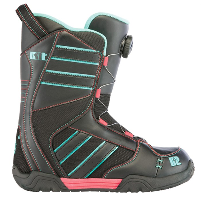 K2 - Kat Snowboard Boots - Youth - Girl's - Demo 2013