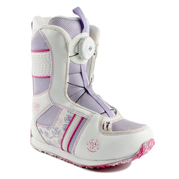 K2 - Lil Kat Boa Snowboard Boots - Youth - Girl's - Demo 2013