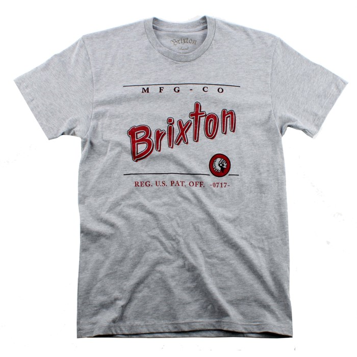 Brixton - Boundary T Shirt