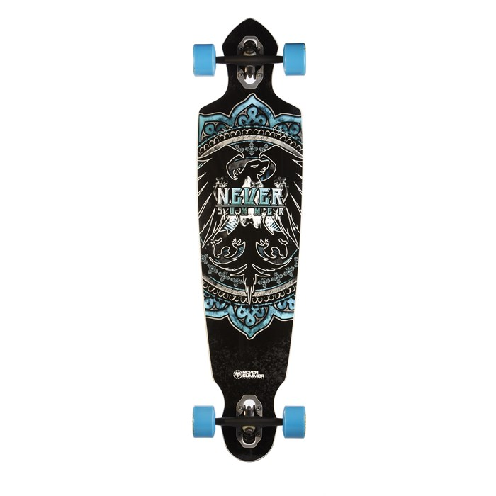 Never Summer - Tyrant DT Longboard Complete