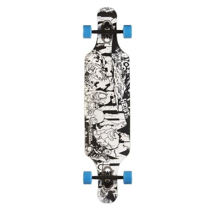 Never Summer - Heist DT F2 Longboard Complete