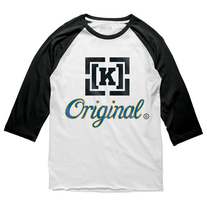 Kr3w - Original 3 Raglan Shirt