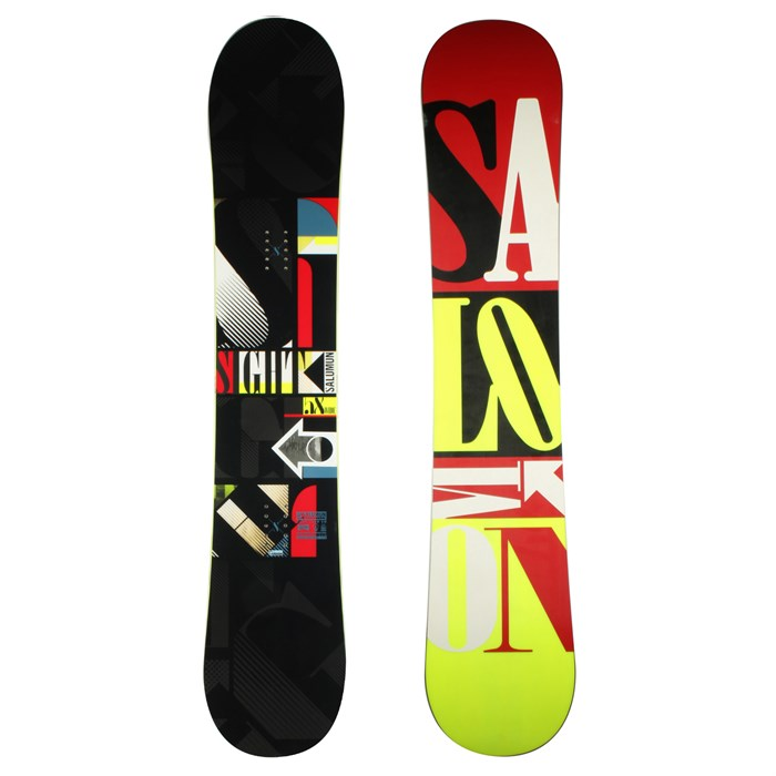 Salomon - Sight Wide Snowboard - Demo 2013