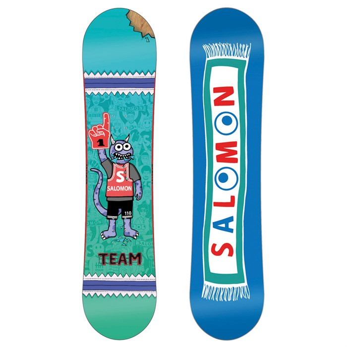 Salomon - Team Snowboard - Youth - Boy's - Demo 2013