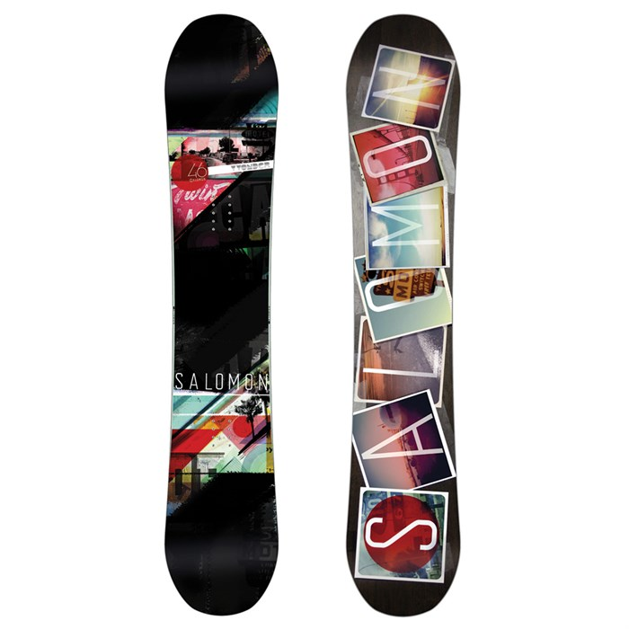 Salomon - Wonder Snowboard - Women's - Demo 2013