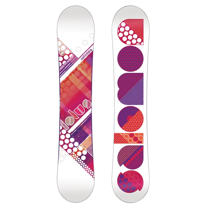 Salomon - Lotus Snowboard - Women's - Demo 2013