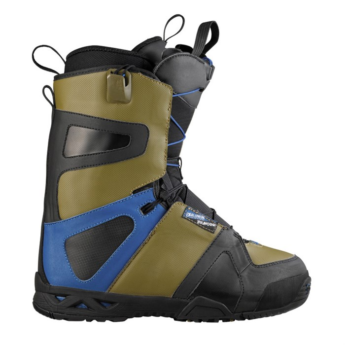 Salomon - F2.0 Bonfire Snowboard Boots - Demo 2013