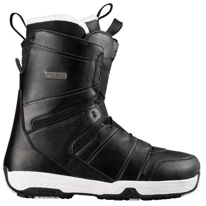 Salomon - Faction Snowboard Boots - Demo 2013
