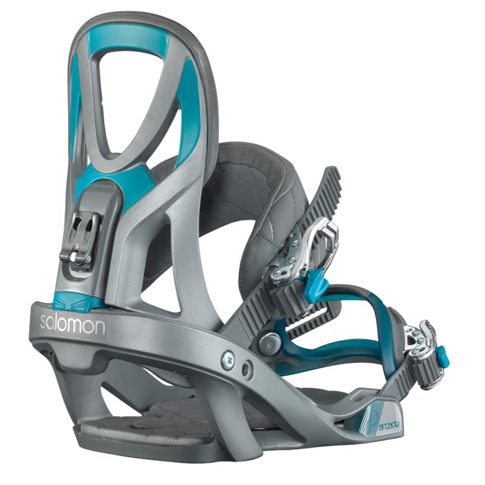 Salomon - Arcade Snowboard Bindings - Demo 2013