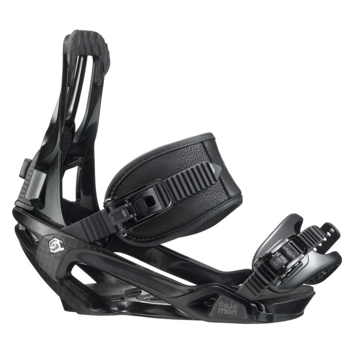 Salomon - Pact Snowboard Bindings - Demo 2013