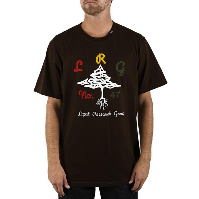 LRG - Down From Earth T Shirt