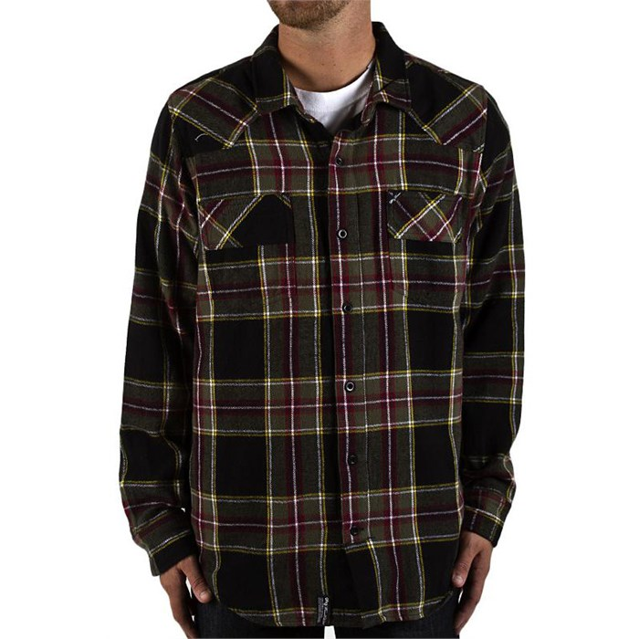 LRG - Sherlocked Button Down Shirt