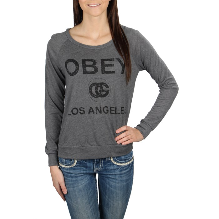 Obey Clothing - Obey LA Top - Women's