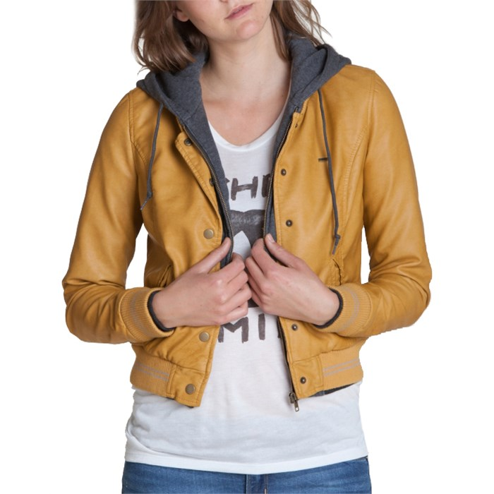 Obey Clothing - Varsity Lover Jacket - Women's