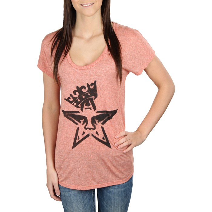 Obey Clothing - Star Crown T Shirt - Women's