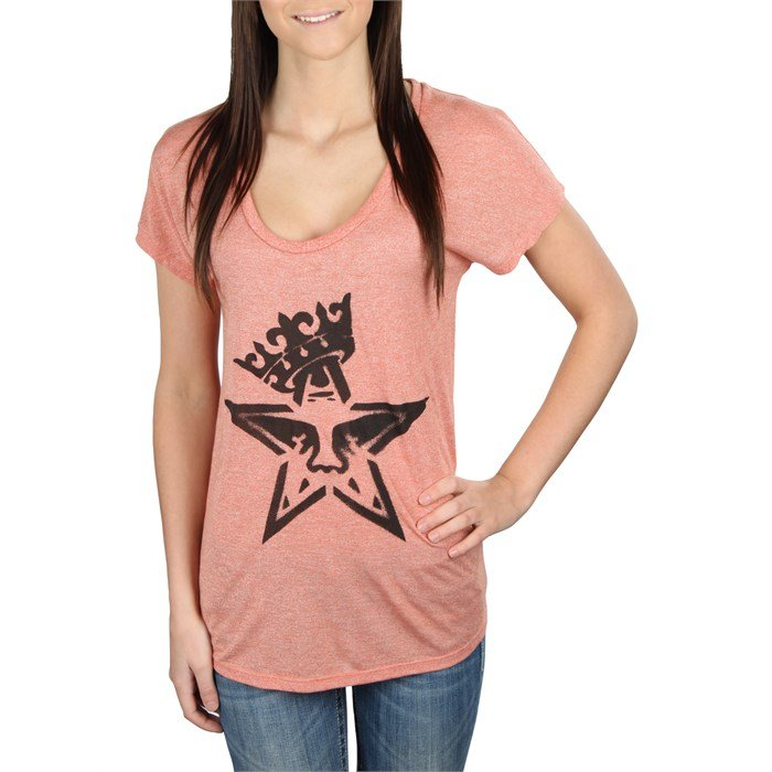 Obey Clothing - Obey Clothing Star Crown T Shirt - Women's