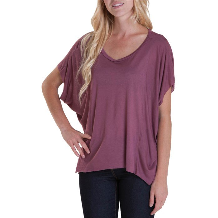 Obey Clothing - Straight Line Top - Women's