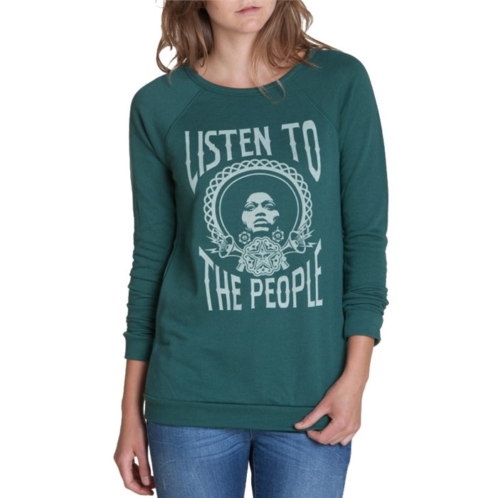 Obey Clothing - Listen to the People Top - Women's