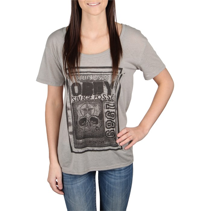 Obey Clothing - Punk Flyer T Shirt - Women's