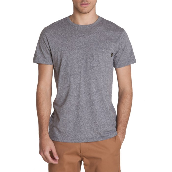 Obey Clothing - Mock Twist Pocket T-Shirt