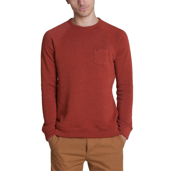 Obey Clothing - Lofty Creature Comforts Crew Sweatshirt