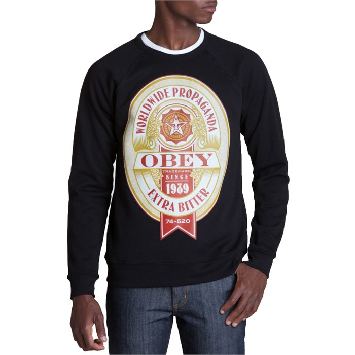 Obey Clothing - Extra Bitter Sweatshirt