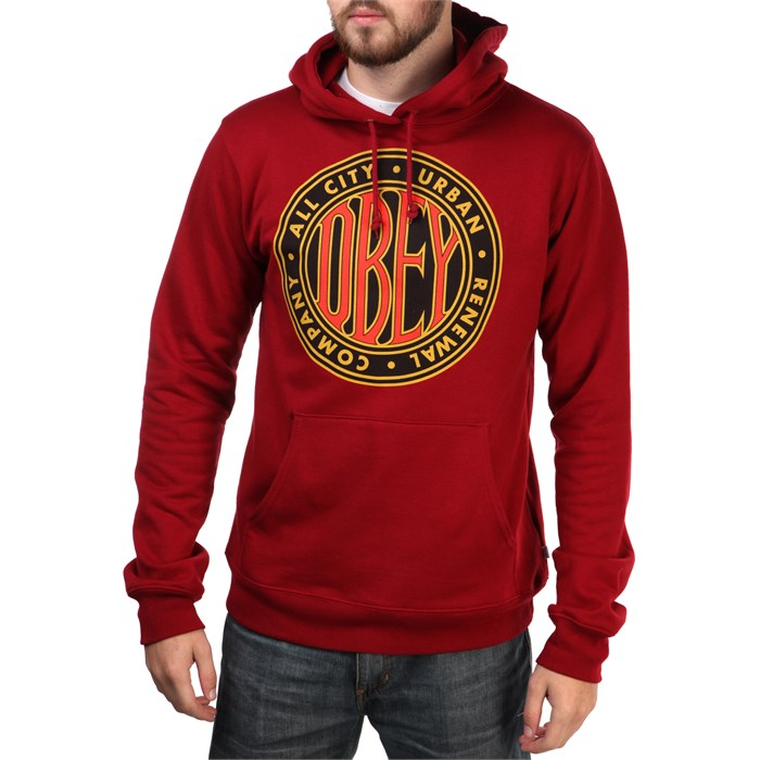 Obey Clothing - Urban Renewal 2 Pullover Hoodie