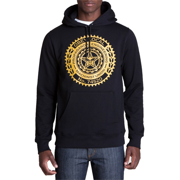 Obey Clothing - Machinist Posse Pullover Hoodie