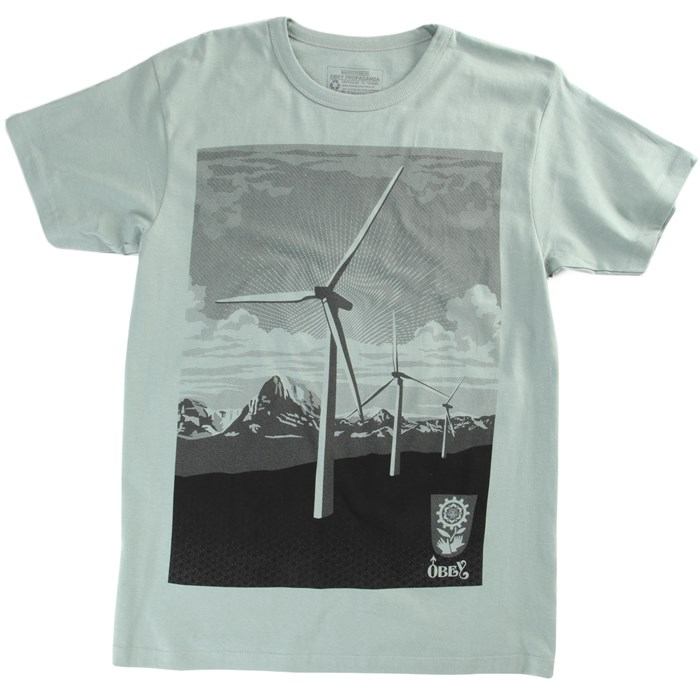 Obey Clothing - Windmill T-Shirt