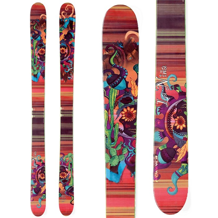 Nordica - La Nina Skis - Sample - Women's 2013