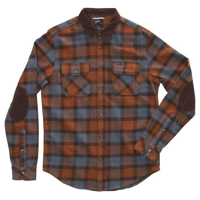 RVCA - Winston Button Down Shirt