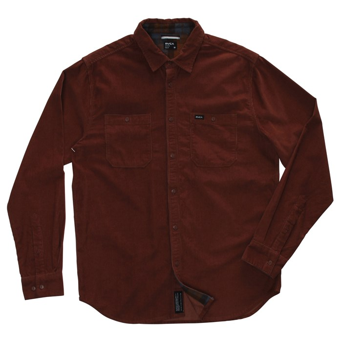 RVCA - Waler Button Down Shirt