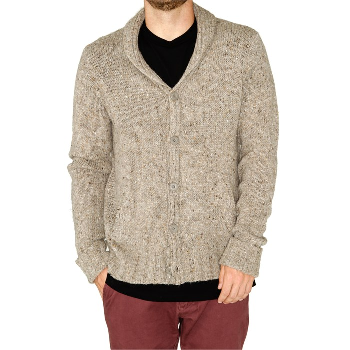 RVCA - Ahab Shawl Sweater