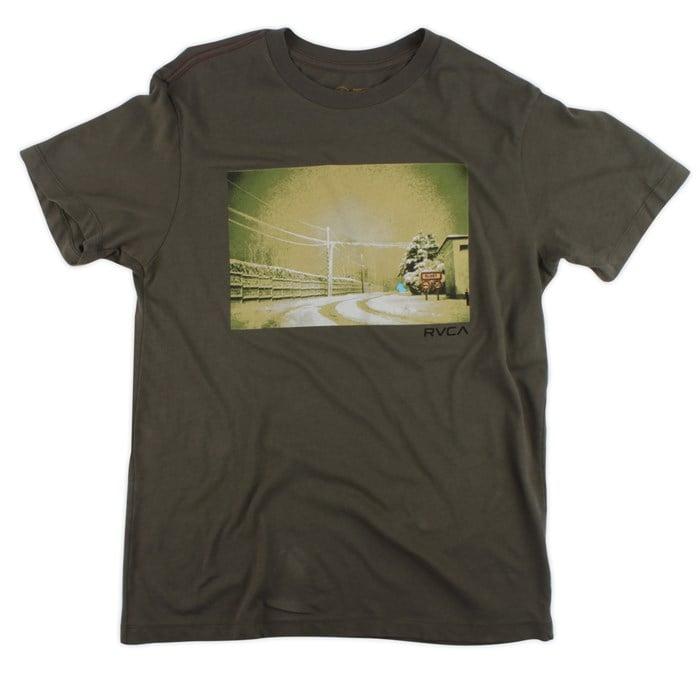 RVCA - Dead France T Shirt