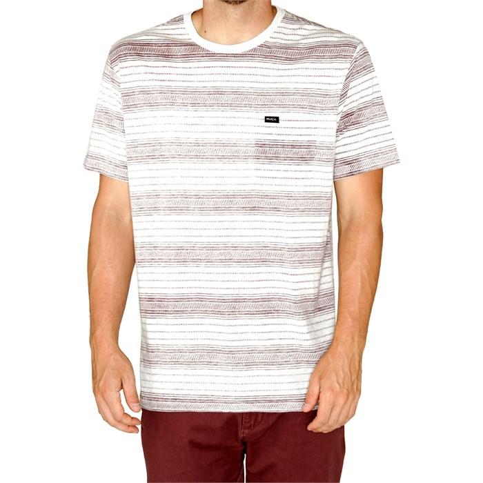 RVCA - Russ Crew T Shirt