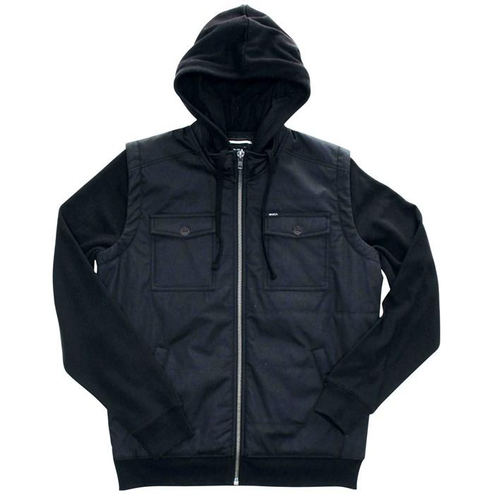 RVCA - Puffer Alcatraz Jacket