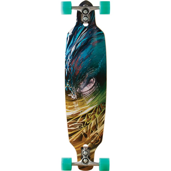 Sector 9 - Sector 9 Fractal Longboard Complete