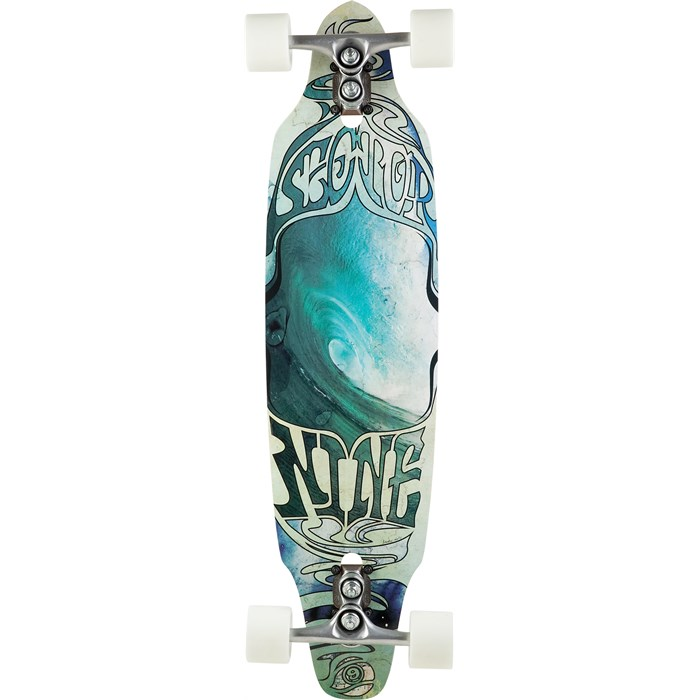 Sector 9 - The Pass Longboard Complete