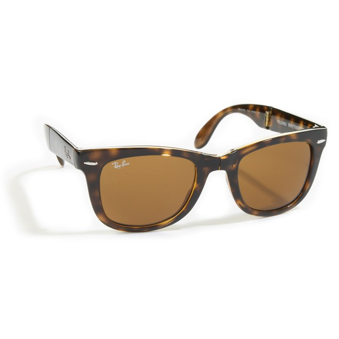 Ray Ban - RB 4105 Folding Wayfarer Sunglasses