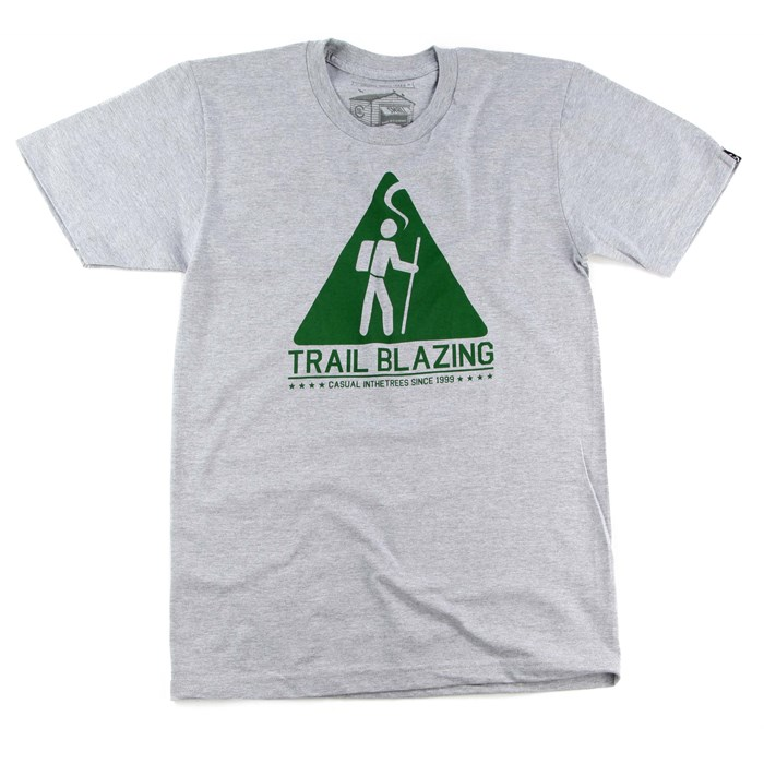 Casual Industrees - Trail Blazing T Shirt
