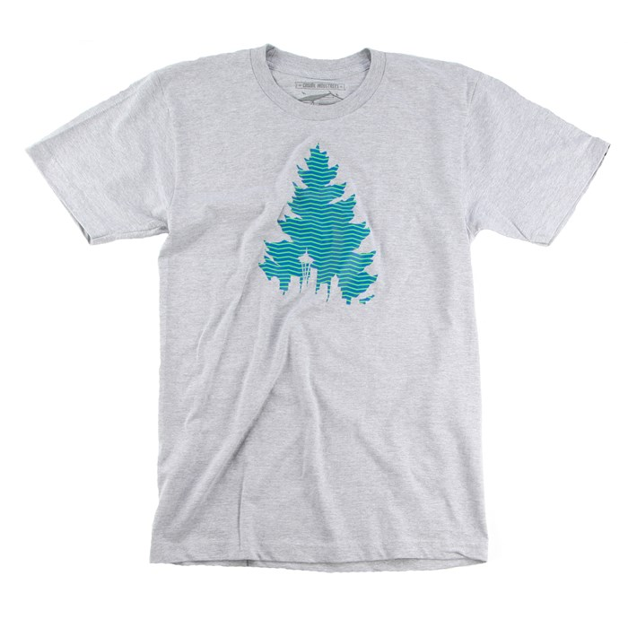 Casual Industrees - Johnny Tree Tread T Shirt