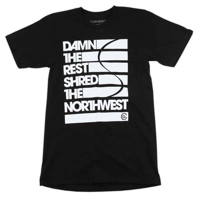 Casual Industrees - Damn the Rest T-Shirt