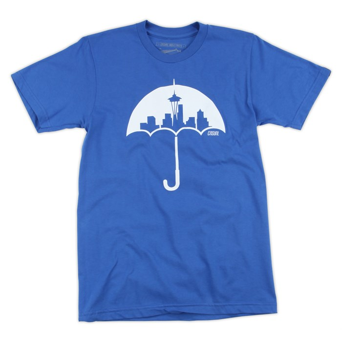 Casual Industrees - Casual Industrees Umbrella T Shirt
