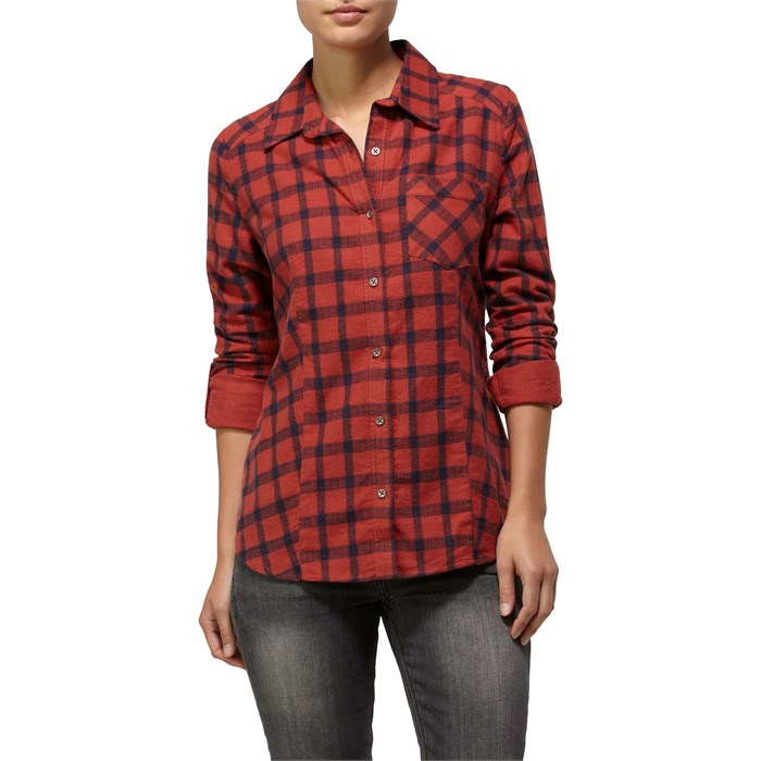 Quiksilver - Ski Lodge Button Down Shirt - Women's