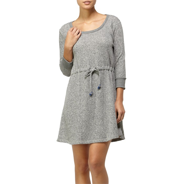 Quiksilver - Freeport Terry Dress - Women's