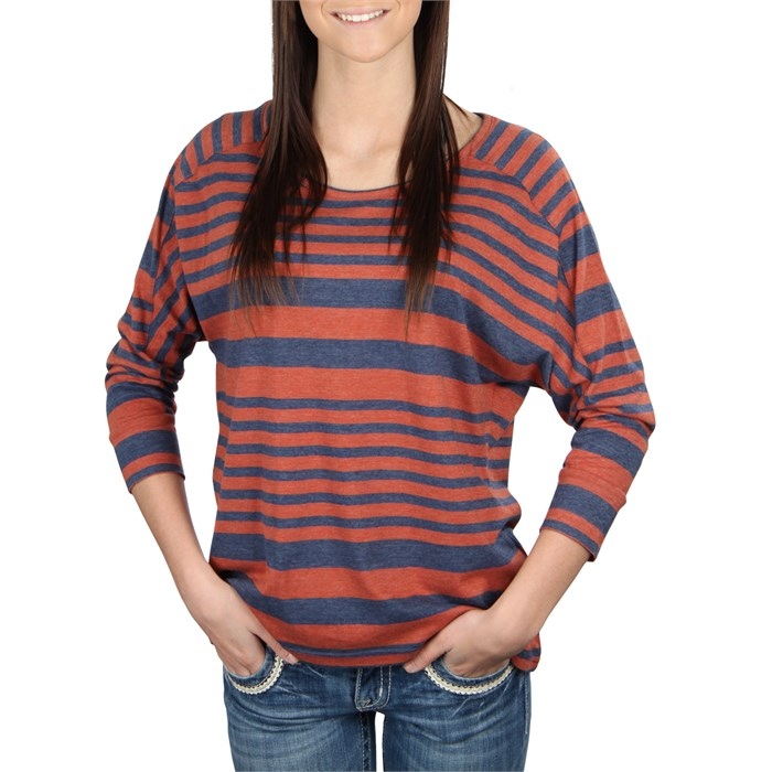 Quiksilver - Breaker Stripe Top - Women's